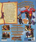 Escape from Monkey Island Macintosh Back Cover