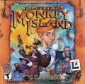 Escape from Monkey Island Macintosh Other Jewel Case - Front