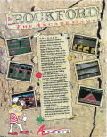 Rockford: The Arcade Game DOS Inside Cover Right
