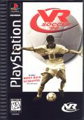 VR Soccer '96 PlayStation Front Cover