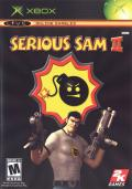 Serious Sam II Xbox Front Cover