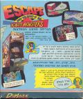 Escape from the Planet of the Robot Monsters DOS Back Cover
