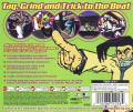 Jet Grind Radio Dreamcast Back Cover