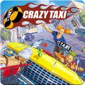 Crazy Taxi PlayStation 3 Front Cover
