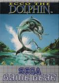Ecco the Dolphin Game Gear Front Cover