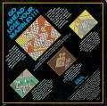 Marble Madness Apple II Back Cover