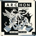 Archon: The Light and the Dark Apple II Front Cover