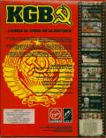 KGB DOS Back Cover
