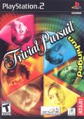Trivial Pursuit: Unhinged PlayStation 2 Front Cover