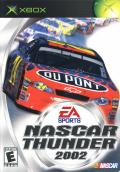 NASCAR Thunder 2002 Xbox Front Cover