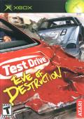 Test Drive: Eve of Destruction Xbox Front Cover