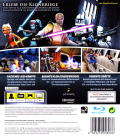 Star Wars: The Clone Wars - Republic Heroes PlayStation 3 Back Cover