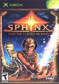 Sphinx and the Cursed Mummy Xbox Front Cover