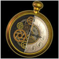 Lost in Time: The Clockwork Tower iPad Front Cover