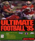 Ultimate Football '95 DOS Front Cover