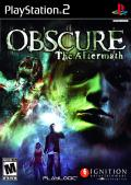 ObsCure: The Aftermath PlayStation 2 Front Cover
