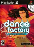 Dance Factory PlayStation 2 Front Cover