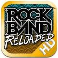 Rock Band Reloaded iPad Front Cover