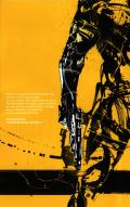 Metal Gear Solid: Peace Walker PSP Inside Cover Left