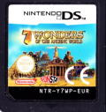 7 Wonders of the Ancient World Nintendo DS Media
