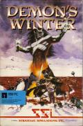 Demon's Winter DOS Front Cover
