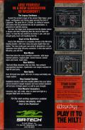 Wizardry V: Heart of the Maelstrom PC Booter Back Cover