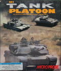 M1 Tank Platoon DOS Front Cover
