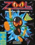 Zool Amiga Front Cover