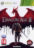 Dragon Age II Xbox 360 Front Cover