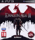 Dragon Age II PlayStation 3 Front Cover