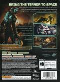 Dead Space 2 (Collector's Edition) Xbox 360 Back Cover