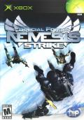 Special Forces: Nemesis Strike Xbox Front Cover