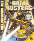 The Dam Busters Amstrad CPC Front Cover