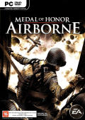 Medal of Honor: Airborne Windows Front Cover