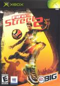 FIFA Street 2 Xbox Front Cover