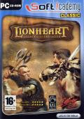 Lionheart: Legacy of the Crusader Windows Front Cover