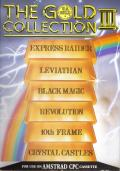 The Gold Collection III Amstrad CPC Front Cover