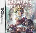 Radiant Historia Nintendo DS Front Cover