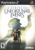 Lemony Snicket's A Series of Unfortunate Events PlayStation 2 Front Cover