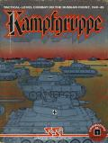 Kampfgruppe Commodore 64 Front Cover