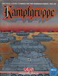 Kampfgruppe DOS Front Cover