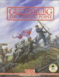 Gettysburg: The Turning Point Amiga Front Cover
