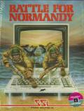 Battle for Normandy Apple II Front Cover