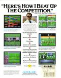 Mike Ditka Ultimate Football DOS Back Cover