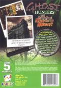G.H.O.S.T. Hunters: The Haunting of Majesty Manor Windows Back Cover