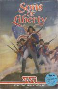 Sons of Liberty DOS Front Cover