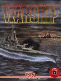 Warship Apple II Front Cover