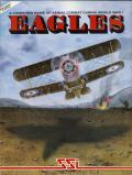 Eagles Apple II Front Cover