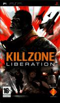 Killzone: Liberation PSP Front Cover