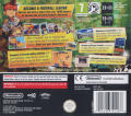 Inazuma Eleven Nintendo DS Back Cover